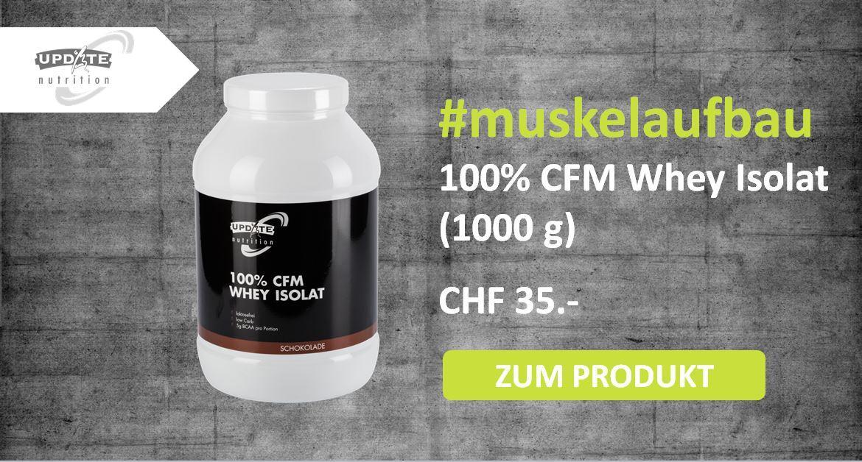 100% CFM Whey Isolat