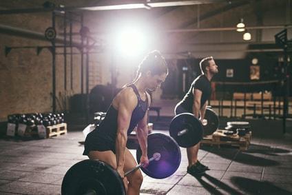 Grundübungen für den Muskelaufbau