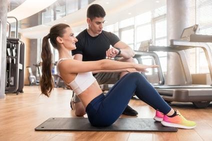 Fitness Anfänger