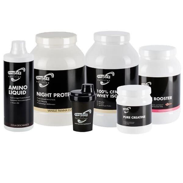 Muskelaufbau Paket Pro