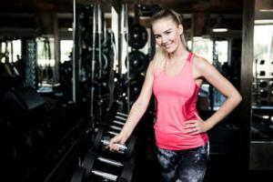 Abnehmen mit Muskelaufbau