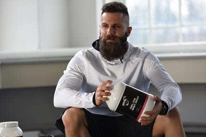 Protein Shake für den Muskelaufbau