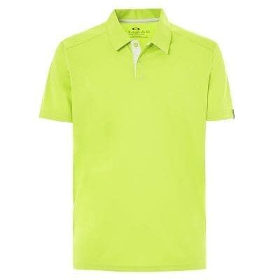 Polo Shirt grün