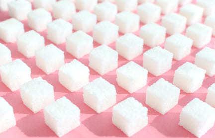 Zucker hemmt Fettverbrennung