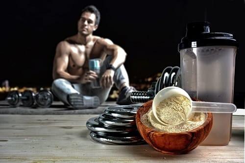 Supplemente für den Muskelaufbau