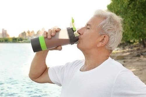 Protein im Alter