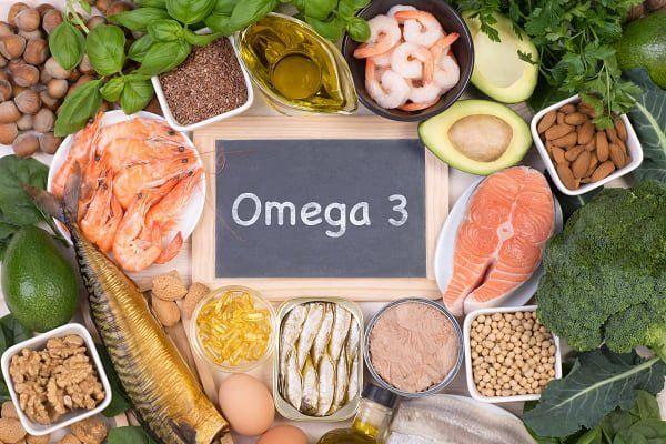 Omega 3 Fettsäuren helfen gegen Entzündungen