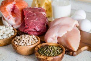 Protein Überdosis - zu viel Protein