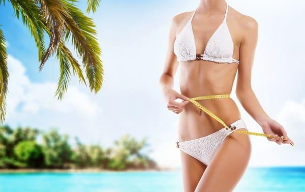 Gewichtszunahme im Urlaub